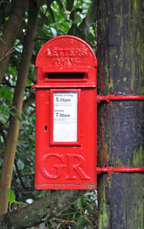 royal mail: An English village post box ~ Taken in the village  of Belstone, on the northern edge of Dartmoor in Devon - A standard Royal Mail design used throughout the UK.
