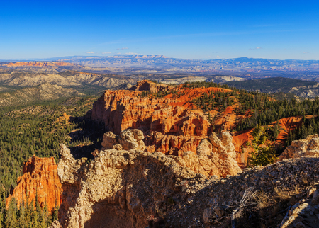 natural formation: Handsome rock formation. Hoodoos in Bryce Canyon National Park. Utah, United States