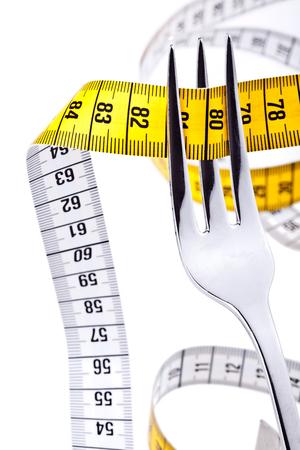 light diet: Weight Loss Concept