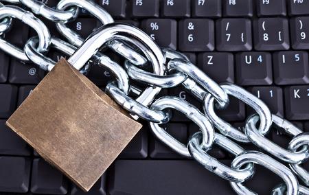 Computer Security Concept photo