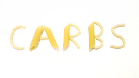 Noodles Spell Out Carbs