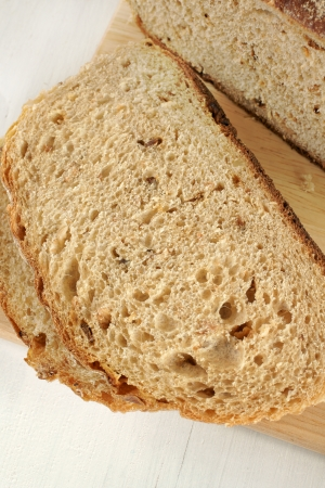 malted: Malted wholemeal loaf