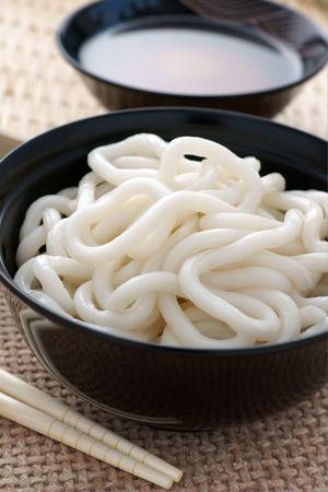 Udon Noodles Japanese cuisine