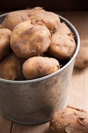 spud: Jersey Royal new potatoes