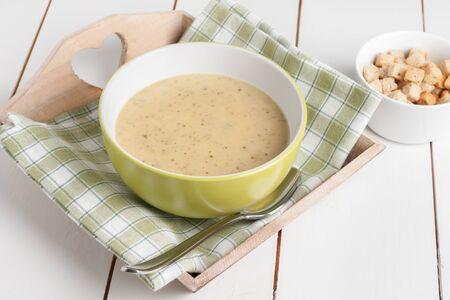 stilton: Broccoli and Stilton Soup