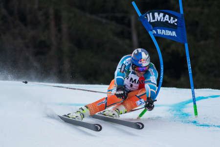fis: Alta Badia, ITALY 22 SVINDAL Aksel Lund  NOR  competing in the Audi FIS Alpine Skiing World Cup MEN