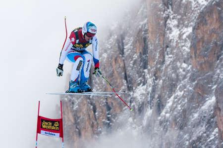 fis: VAL GARDENA - Groeden, ITALIA 21 Dicembre 2013 DEFAGO Didier SUI competere nella Audi FIS di sci alpino Coppa del Mondo UOMINI Editoriali