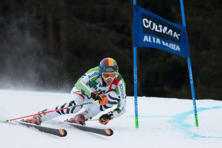 fis: Alta Badia, ITALIA 22 Luitz Stefan GER competere nella Audi FIS Sci alpino Coppa del Mondo UOMINI