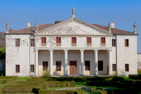 bolzano province: The Villa Valmarana (also known as Valmarana Scagnolari Zen) is a Renaissance villa situated in Lisiera, a locality of Bolzano Vicentino, Province of Vicenza, northern Italy. Designed by Andrea Palladio, it was originally built in the 1560s