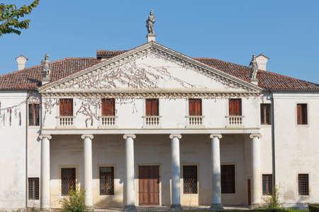 bolzano province: The Villa Valmarana (also known as Valmarana Scagnolari Zen) is a Renaissance villa situated in Lisiera, a locality of Bolzano Vicentino, Province of Vicenza, northern Italy. Designed by Andrea Palladio, it was originally built in the 1560s