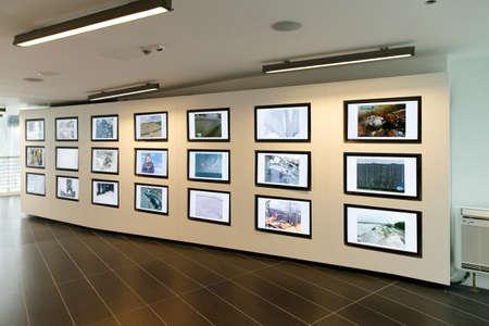 the world expo: Milan, Italy, 13 September 2015: Inside Italian pavilion Palazzo Italia at the exhibition Milan Expo 2015 Editorial