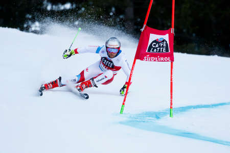 manuel: Alta Badia, Italy 20 December 2015.  PLEISCH Manuel (Sui) competing in the Audi Fis Alpine Skiing World Cup Men's Giant Slalom on the Gran Risa Course in the dolomite mountain range.