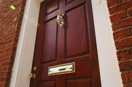 fermer la porte: