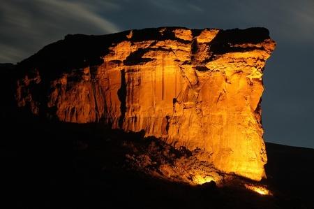 Sentinel は、ゴールデン ゲート ハイランズ国立公園 写真素材