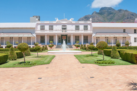 De Tuynhuys (Garden House) is the Cape Town office of the President of the Republic of South Africa.  The current building dates circa 1682