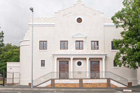 local festivals: Eureka Hall used for local shows and festivals