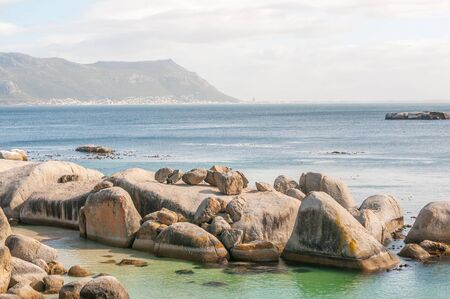 table mountain national park: The Boulders section of the Table Mountain National Park is in Simons Town. It is home to a land-based colony of endangered African Penguins.