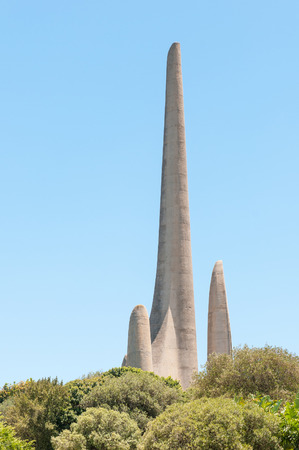 Monument commemorating the development of the Afrikaans language