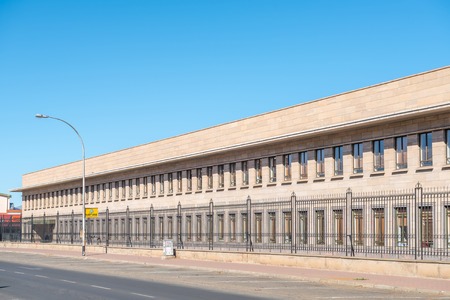 government services: Deeds Office and South African Revenue Services Editorial