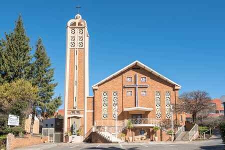 consecrated: The Sacred Heart Cathedral Catholic Church was consecrated on 2nd May 1964