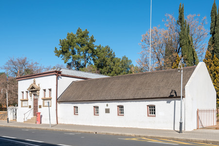 proclaimed: The First Raadsaal, the oldest remaining building in Bloemfontein was built in 1849. It was proclaimed a National Monument in 1936 Editorial
