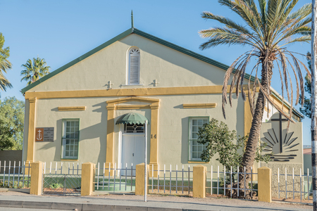 northern cape: The New Apostolic Church  in Britstown, a small town in the Northern Cape Karoo region of South Africa