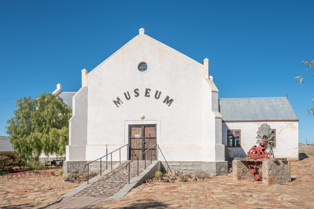 northern cape: The museum in Williston, a small town in the Northern Cape Karoo region of South Africa, is housed in the former Dutch Reformed Mission Church, built in 1884