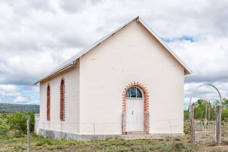 The Russell Park Chapel near Kuzuko Lodge in the Eastern Cape Province is used for non-denominational church services once a month