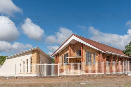 protestant: The former Afrikaans Protestant Church in Cradock, a medium sized town in the Eastern Cape Province
