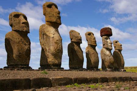 isla: Easter Island - Ahu Tongariki