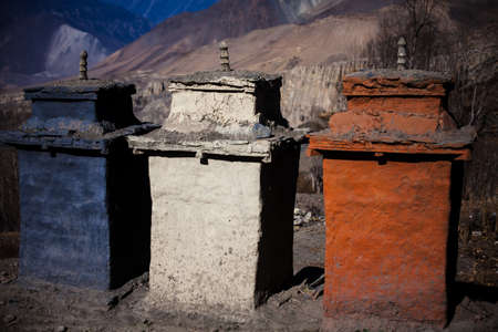 the stupa: buddhist stupa