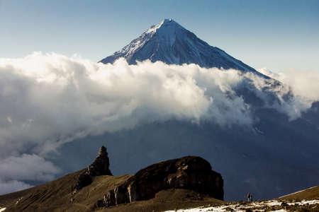Koryaksky vulc