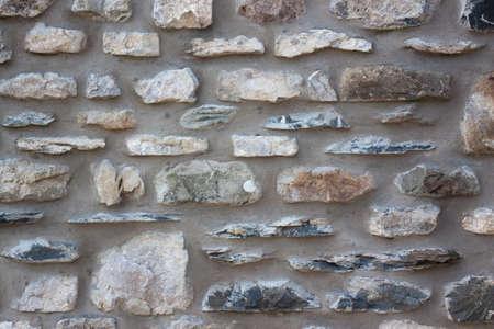 Mur en pierre Banque d'images