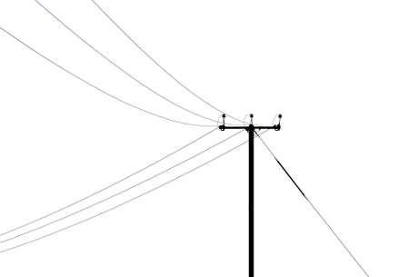 Telegraph Pole Stock Photo - 11799636