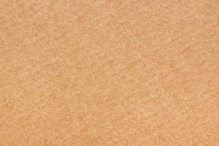 Large piece of brown card board texture background Stock Photo