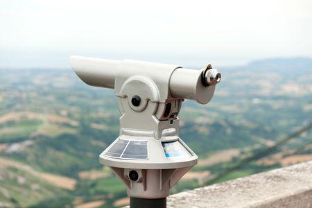 ocular: single ocular on landmark background
