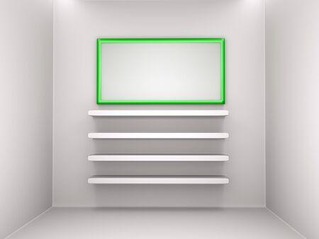 plasma screen: a modern room with plasma screen