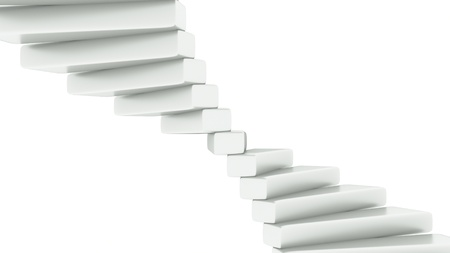 steps and staircases: spiral staircase up as a background