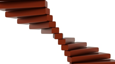 spiral staircase up as a background Stock Photo - 10642323