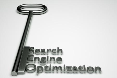 metasearch: a seo concept on grey Stock Photo