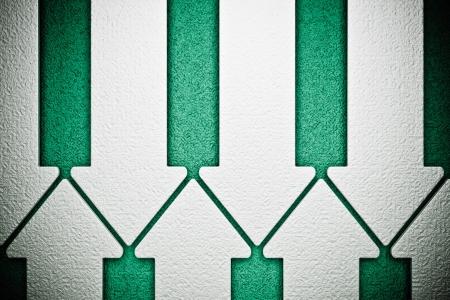 a creative arrows background photo