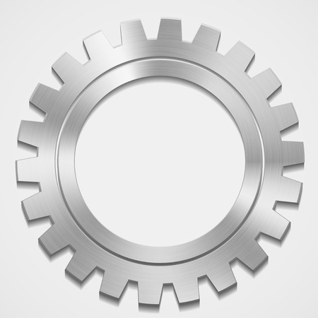 alternator: vector steel gears