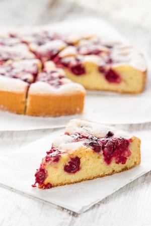 Homemade Organic Cherry Pie