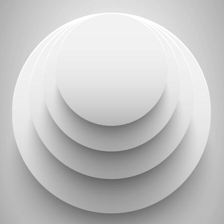 rounds: Creative abstract rounds background.