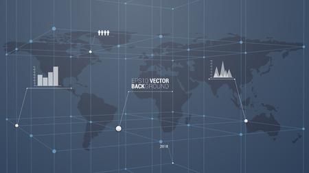 infographic world destination