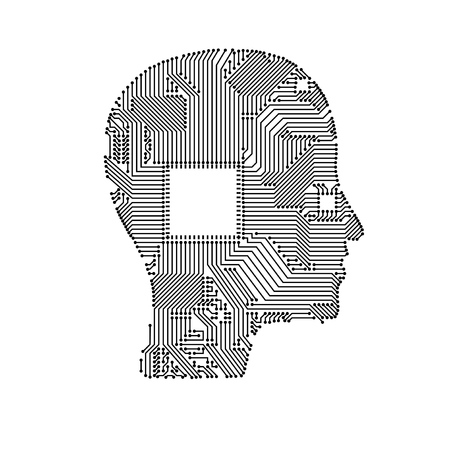 Circuit board head for your design.