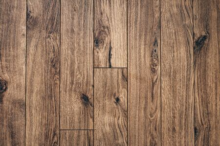Brown wooden board background texture walnut color