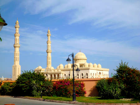 hurghada: Beautiful Mosque in Egypt Hurghada