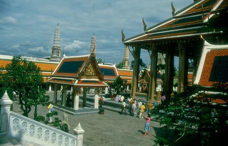 Bangkok, Grand Palace Stock Photo - 13969683