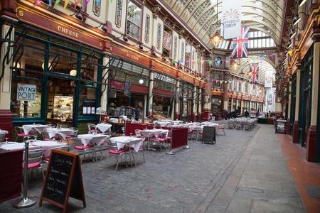 Historic Leadenhall Market